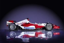 La nouvelle Toyota TF106 de 2006