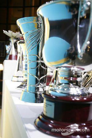 Les trophées de l'année 2005 présentés