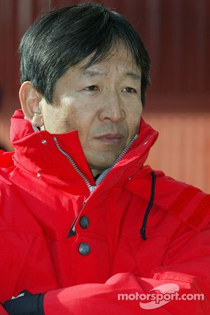 Monsieur Hamamura de chez Bridgestone
