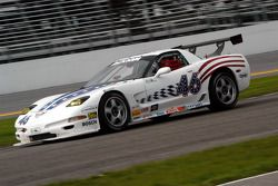 #46 Michael Baughman Racing Corvette: Michael Baughman, Mike Yeakle