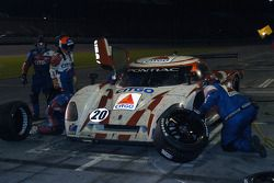 Pitstop for #20 CITGO - Howard - Boss Motorsports Pontiac Crawford: Andy Wallace, Jan Lammers, Tony