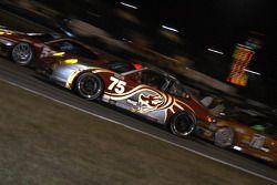 #75 Flying Lizard Motorsports Porsche GT3 Cup: Johannes van Overbeek, Lonnie Pechnik, Seth Neiman, J
