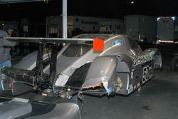 #50 Blackforest Motorsports Ford Multimatic sidelined with gearbox failure
