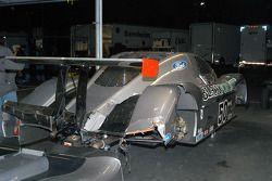 #50 Blackforest Motorsports Ford Multimatic écarté à cause d'un problème de boîte de vitesse