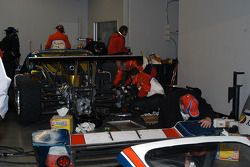 #8 Rx.com/ Synergy Racing BMW Doran sidelined with gearbox failure