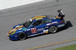 #85 Condor Motorsports Porsche GT3 Cup: Grant Phipps, Armando Trentini, Eddie Nahir, Don Mayer, Mike Hardage