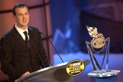 NASCAR Nextel Cup Awards Banquet at the Waldorf Astoria Hotel: Kurt Busch