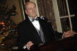 NASCAR Nextel Cup Awards Banquet at the Waldorf Astoria Hotel: Mose Nowland, recipient of the Stuben Eagle Spirit of Ford award