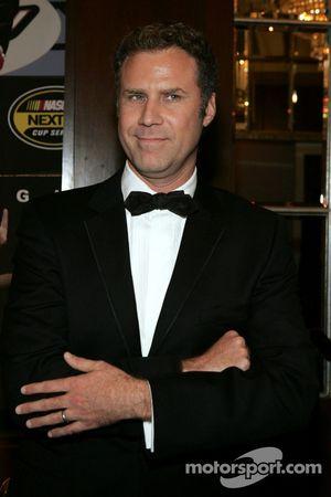 NASCAR Nextel Cup Awards Banquet à l'hôtel Waldorf Astoria: Will Ferrell