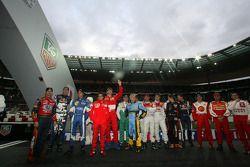 Presentación de pilotos: los equipos de la 9 Copa de las Naciones