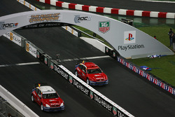 Quarter final: Daniel Sordo and François Duval