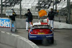 Sébastien Loeb le vainqueur de la demi-finale