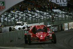Quart de finale : Felipe Massa et Travis Pastrana