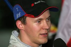 Matthias Ekström, vainqueur de la
