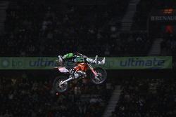 Espectáculo de motos de estilo libre