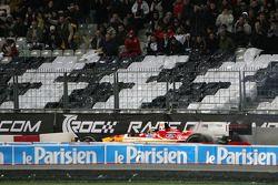 Demostración de Sébastien Bourdais en su Newman-Haas Champ Car