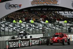Cuartos de final: Nelson A. Piquet y Mattias Ekström
