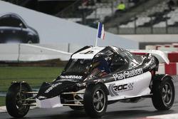 Cuartos de final: Sébastien Bourdais