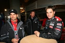 Jeff Gordon et Christijan Albers