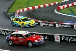 Super finale 2 : Tom Kristensen et Sébastien Loeb