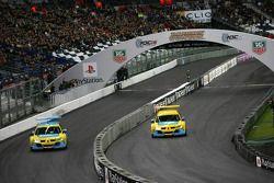 Finale 1 : Tom Kristensen et Heikki Kovalainen