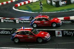 Demi-finale : Sébastien Loeb et Colin McRae