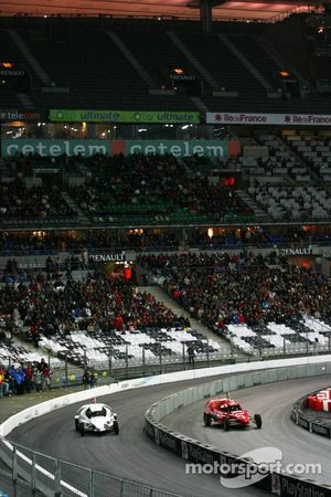Quart de finale : Tom Kristensen et Felipe Massa