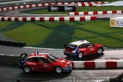 Quart-de-finaliste : Sébastien Loeb et Travis Pastrana