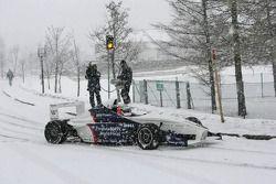 Jorg Muller, BMW M3 GTR snow