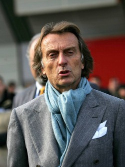 Ferrari President Luca di Montezemelo