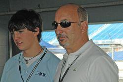 Graham and Bobby Rahal