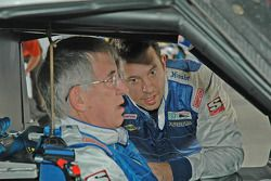 Charles and Rob Morgan