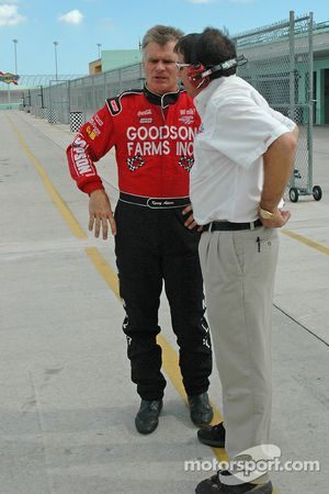 Kenny Adams, driver