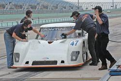 #47 Truspeed Motorsports Pontiac Riley: Rob Morgan, Charles Morgan