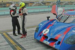 Andy Wallace, Christian Fittipaldi