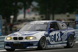 #16 Prototype Technology Group BMW M3: Joey Hand, Justin Marks