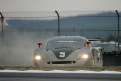 #5 Essex Racing Ford Crawford: Jorge Goeters, Eduardo Goeters dans l'herbe