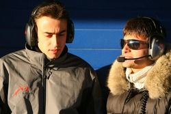 Roman Rusinov et Fabrizio Del Monte