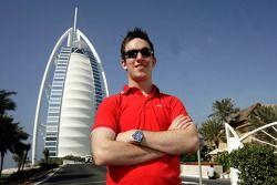 Sean Macintosh and the Burj Al Arab hotel