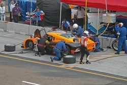 #7 pit stop