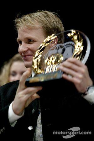 Deuxième place de Petter Solberg en WRC