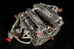 Le V12 TDI qui propulse la nouvelle Audi R10