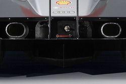 Détail de la nouvelle Audi R10