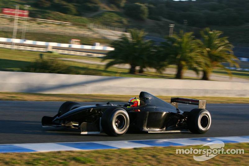 Оливье Беретта (в Ф1 – 1994, 10 Гран При, 0 очков)