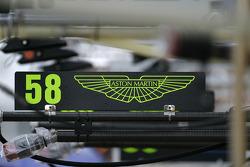 Logo historique de retour au Mans