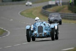 Talbot 105 Alpine n°11 : Gareth Burnett, James Diffey