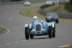 Talbot 105 Alpine n°11 : Gareth Burnett, James Diffey