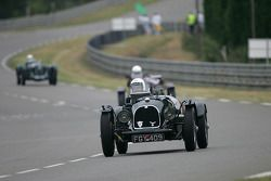 Aston Martin Speed Model ,°32 : Michael Dee, Gordon Riseley