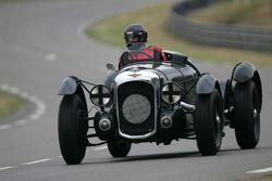 Lagonda V12 Le Mans n°4 : Mark Butterworth, Simon Hope