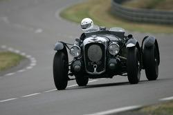 Lagonda V12 Le Mans n°5 : Clifford Harding, David Brock-Jest